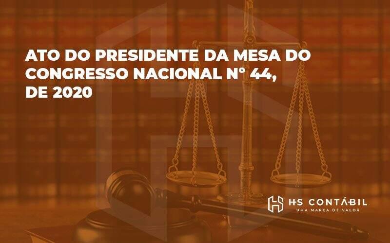 Ato Do Presidente - Contabilidade em Santo André - SP | HS Contábil