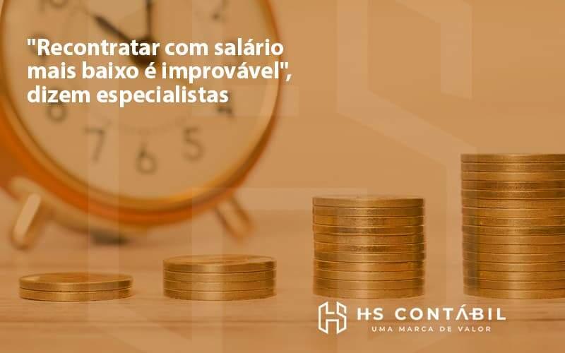Dizem Especialistas (1) - Contabilidade em Santo André - SP | HS Contábil